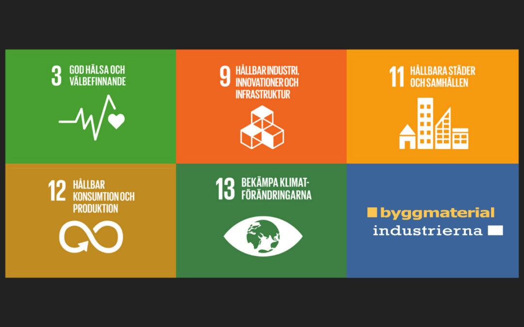 Blogginlägg: Hållbarhetsmålen kräver innovativa byggmaterial