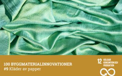 #9 Kläder av papper