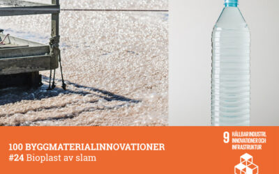 #24 Bioplast av slam