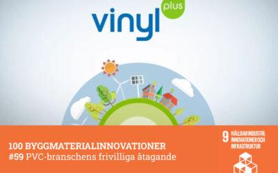 #59 PVC-branschens frivilliga åtagande