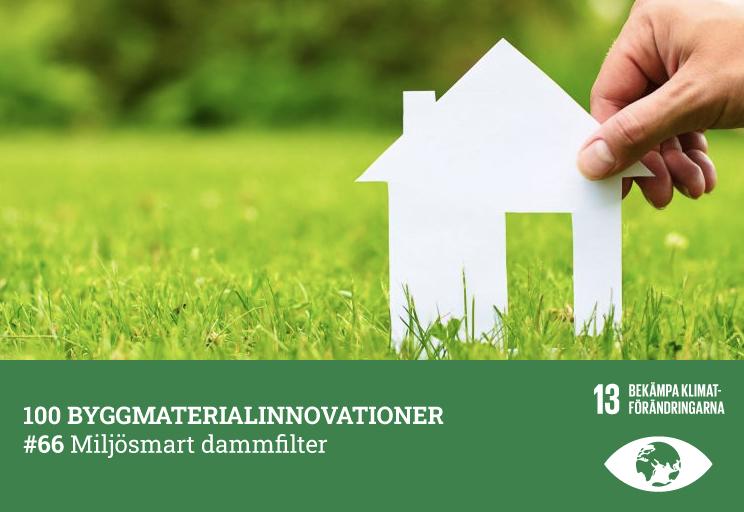 #66 Miljösmart dammfilter