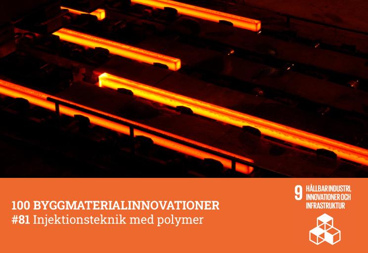 #81 Injektionsteknik med Polymer