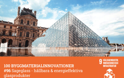 #96 Sageglass – hållbara & energieffektiva glasprodukter