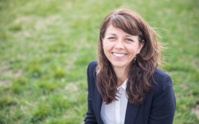 Anna Ryberg Ågren – Byggmaterialindustriernas nya vd