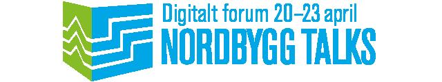 Nordbygg Talks 20–23 april
